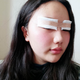 我受够了的单眼皮,尤其是化妆的时候,一贴假睫毛就感觉眼睛瞬间变小了。做梦都想像别的小姐姐一样,有一双...